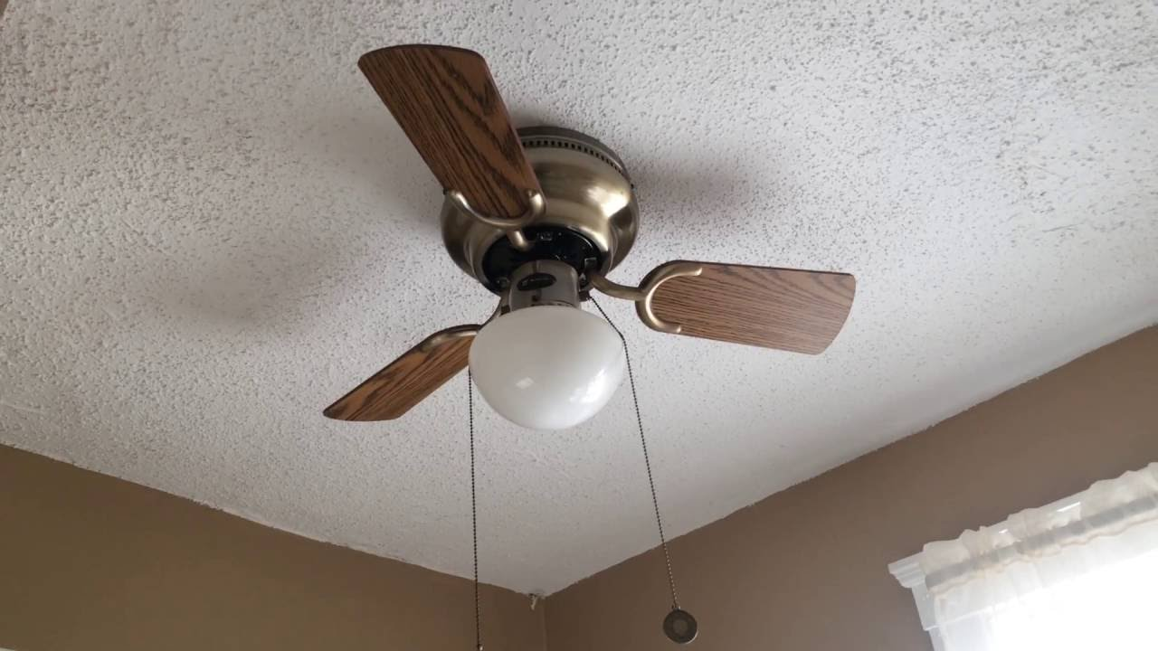 Westinghouse Petite Ceiling Fan (3 blades)
