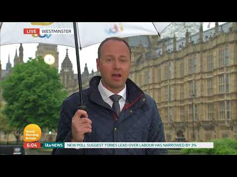 Leader of the Unite Union Says Labour Won't Win the General Election | Good Morning Britain