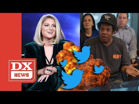 JAY Z Gets Blasted On Twitter For Meghan Trainor NFL Inclusion Mp3