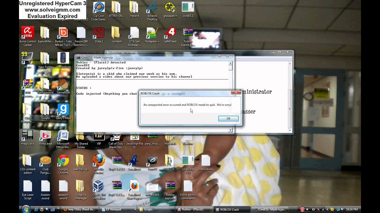 Roblox Script Exploit Bypass Working As Of 3 24 Youtube