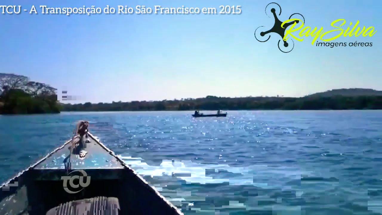 A Transposição do Rio São Francisco de 2015 a 2020