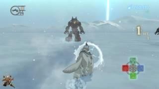 The Legend Of Korra - Chapter 5 Naga Run - Extreme Mode