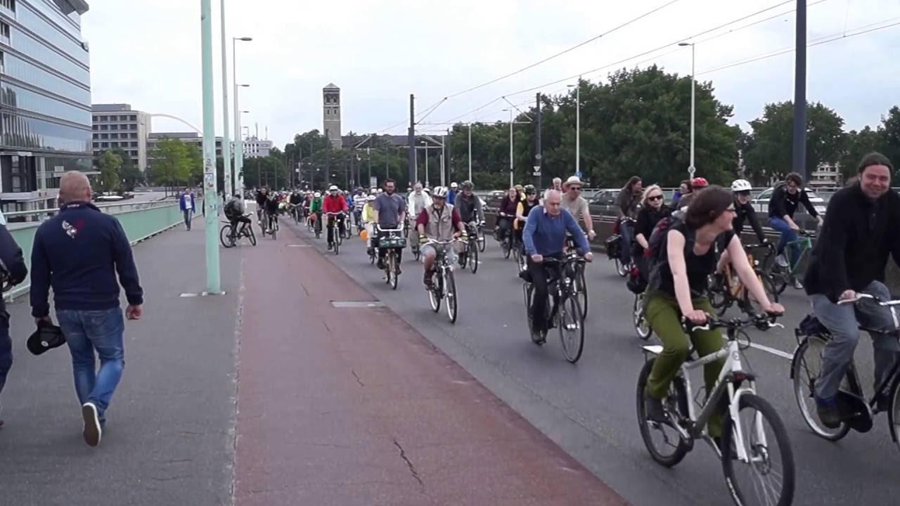 Sternfahrt Köln