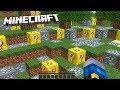 Podeaua S-a Transformat In Diamante! - Minecraft Lucky Islands