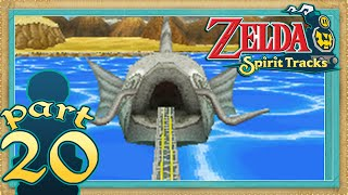 The Legend of Zelda: Spirit Tracks - Part 20 | Under The Sea [Let