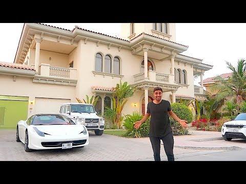 MY NEW DUBAI MANSION ...