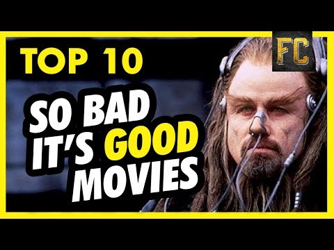 Top 10 So Bad It's Good Movies on Netflix & More  Good Bad Movies on Netflix  Flick Connection