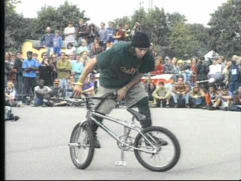 Day Smith, Paul Osicka & Phil Dolan -- Freestyle worlds 1994, Flatland PRO