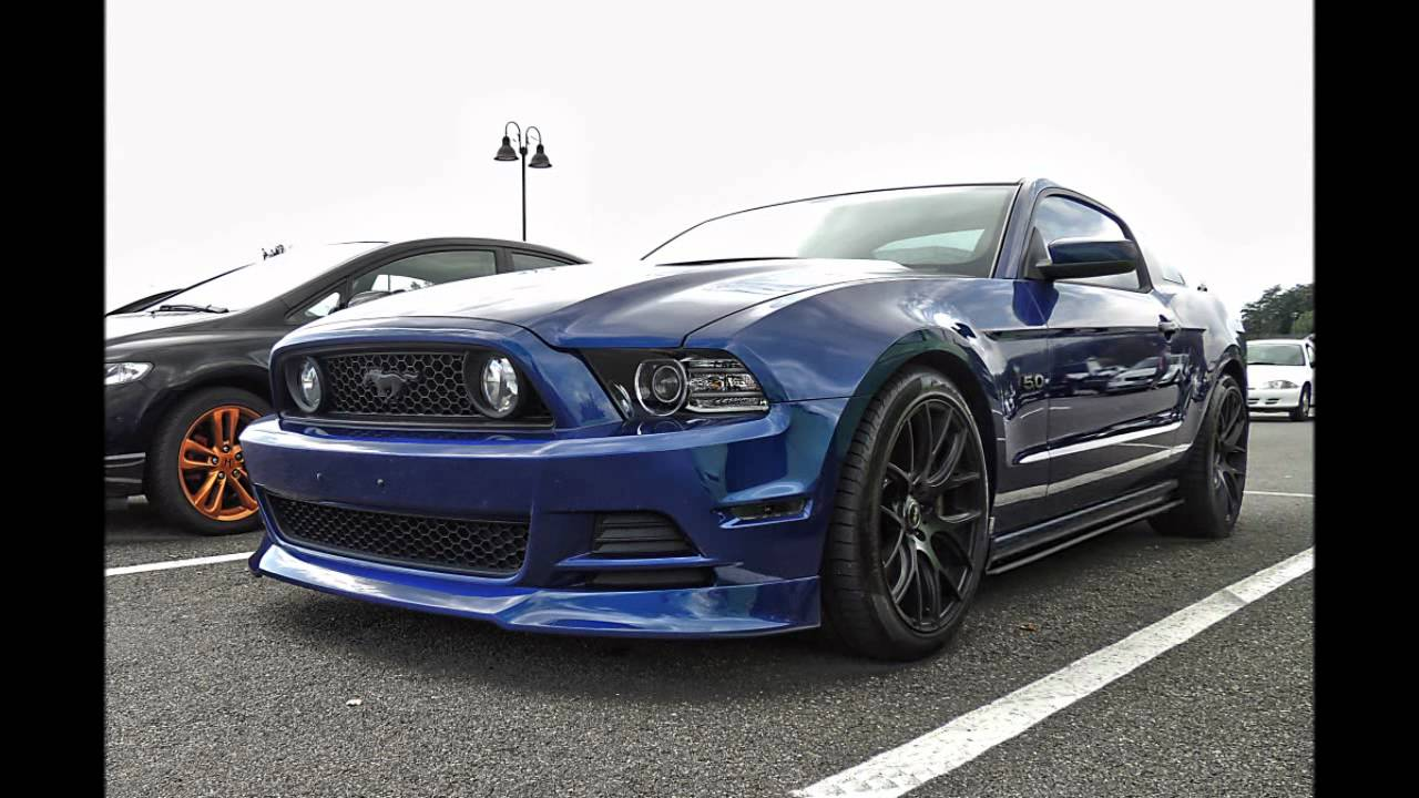 Should I Get Roush Side Splitters For My 2013 Ford Mustang Gt Track