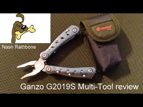 Ganzo G2019S Multi Tool Review