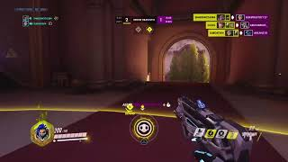 Overwatch silver comp game