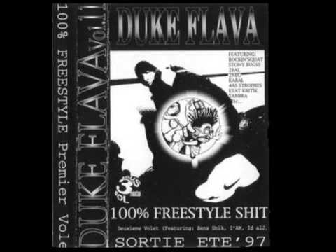 Stomy Bugsy (Ministère AMER) - Dj Duke 100% Freestyle Shit