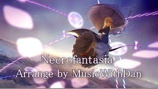 東方 Piano (8 hands)『Necrofantasia #8』- MusicWithDan