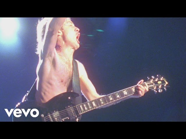 AC/DC - Dirty Deeds Done Dirt Cheap (from No Bull)