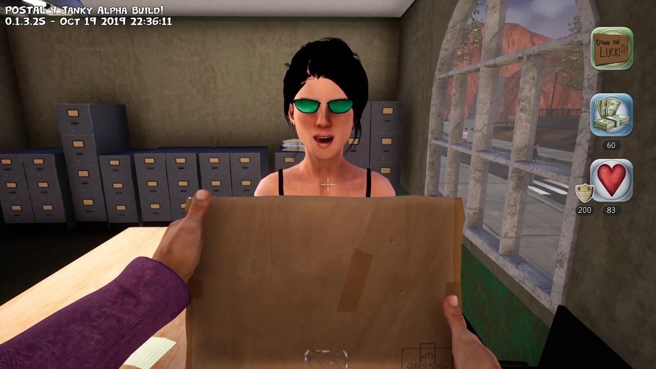 Postal 4 No Regrets Find A Job Youtube