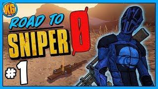 Borderlands 2   Sniper Zer0   Day #1