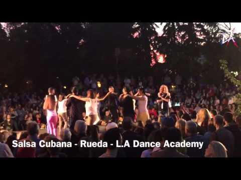 L A Dance Academy Rueda @ Agia Paraskevi   3 May 2015