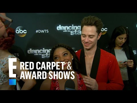 """Simone Biles Talks Shocking """"DWTS"""" Double-Elimination 