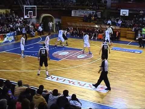 Adam Kemp vs. BC Kumanovo (part 2)
