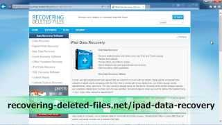 Restore iPad From Backup in Minutes |iPad|iPad 2|iPad 3|iPad 4|iPad Mini|iPad Air|iPad Pro