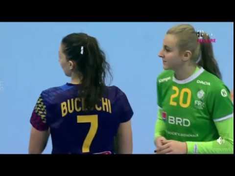 Romania - Angola second half