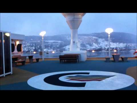 Minikreuzfahrt von Oslo nach Kiel