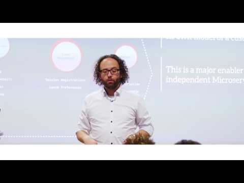 Michael Plöd: Microservices love Domain Driven Design, why and how? (2d)