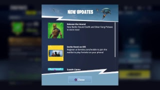 KenJiLLa618 A WUZ UP!!! FORTNITE New Skin Update