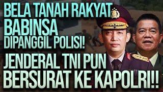 🔴 LIVE! BELA TANAH RAKYAT, BABINSA DIPANGGIL POLISI! JENDERAL TNI PUN BERSURAT KE KAPOLRI!! | UBER