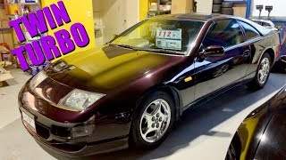 JDM Cars for Sale in Japan | Fairlady Z/Soarer/Type R!