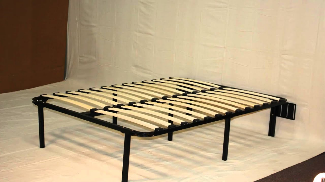 Ventura Foundation Platform Bed Youtube