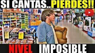 "SI CANTAS PIERDES ❌ NIVEL ""PAULO LONDRA"" 🔥💚🎧🎶🎤🔊"""