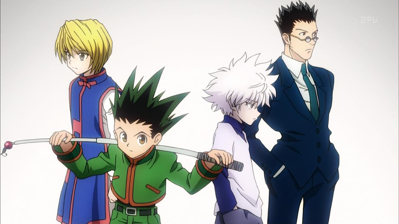 Ohayou - Ost Hunter x Hunter Opening Song ( With Lyric )