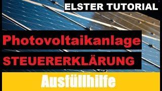 Steuerliche Erfassung Einer Pv Anlage Elektrotechnikhubrigs Webseite