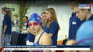 В российских школах может появиться урок плавания
