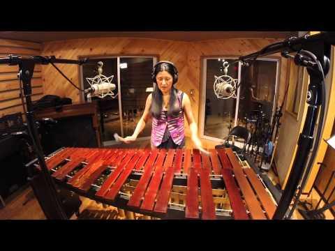 """Fer Barra Kona Jeno"" performed by Valerie Naranjo MARIMBA"