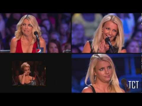 X Factor US 2012 - Britney's Best Faces, Quotes & Moments