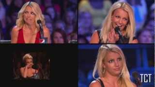 X Factor US 2012 - Britney
