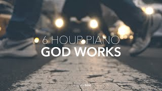 [6hour] God will make this happen / GOD WORKS / CCM piano / Worship/Pray/Relax/Rest/Study/Work