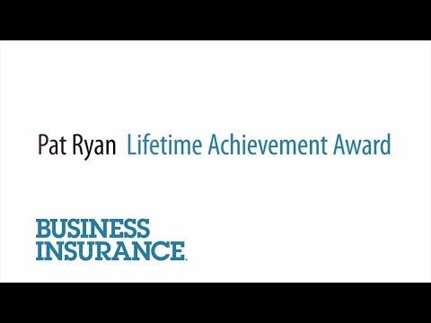 Crain Lifetime Achievement Award: Patrick G Ryan