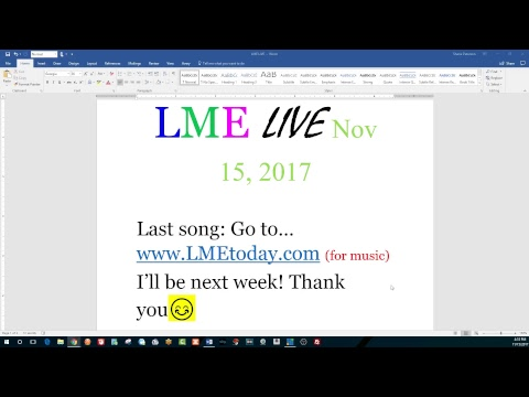 LME LIVE (Let's Master English with Coach Shane)