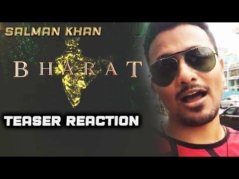 BHARAT TEASER REACTION | Salman Khan | Ali Abbas Zafar