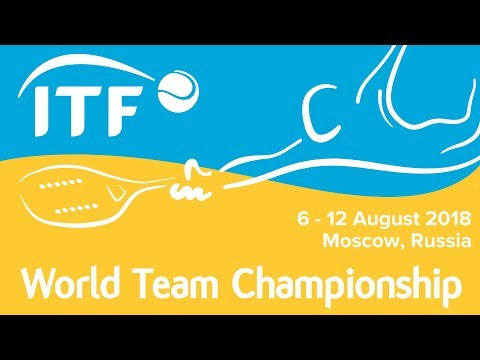 ITF Beach Tennis World Team Championship, Moscow. Main draw, Final & 3-rd place, Day 6