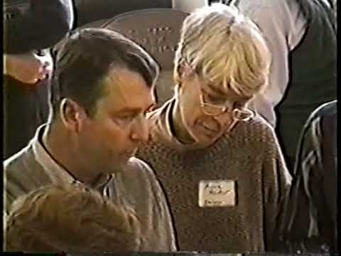 Lee Family Sacred Harp Workshop, March 2, 1996. Tape 1.