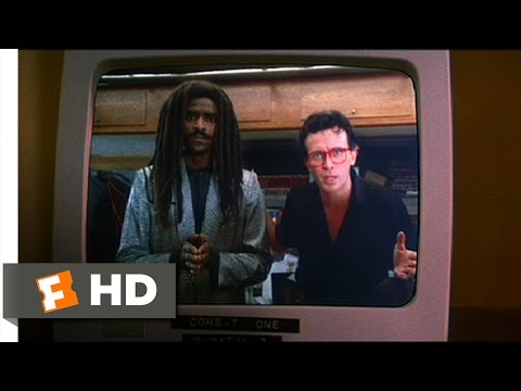 Adventures of Buckaroo Banzai 711 Movie   Transmission to the President 1984 HD