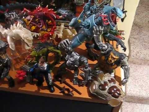 Godzilla The Series Toys 7