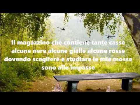 Lucio Battisti Con il nastro rosa  -Testo