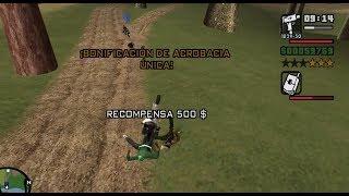 GTA SA - Misión: Small Town Bank - 2 Jugadores [Muestra]
