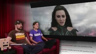Thor: Ragnarok Trailer | Show and Trailer Mini April 2017