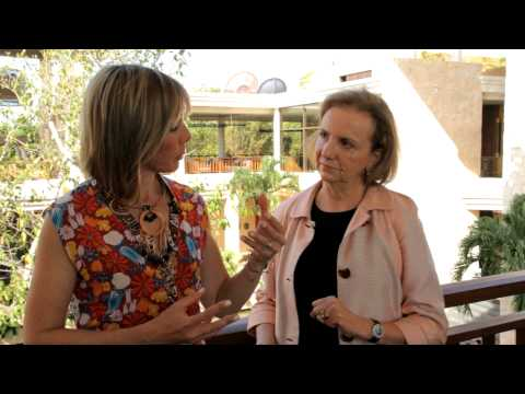 Hub Culture - MasterCard Question with Rosario Perez, President and CEO of ProMujer